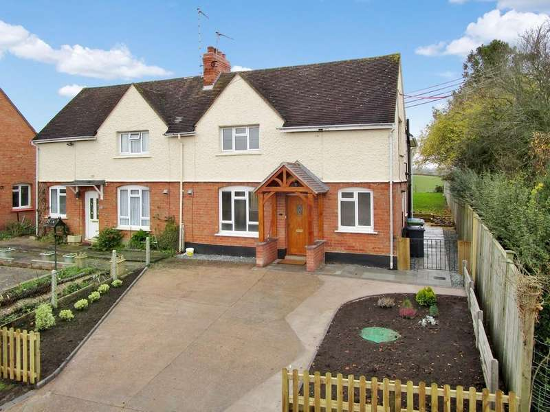 3 Bedrooms Semi Detached House for sale in Church Bank, Lower Binton