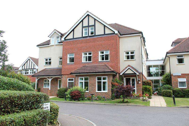2 Bedrooms Apartment Flat for sale in Limpsfield Road, Warlingham, Surrey