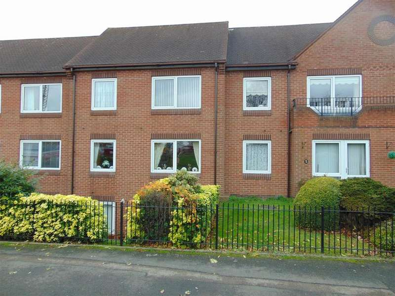 1 Bedroom Retirement Property for sale in Homebell House, Northgate, Aldridge