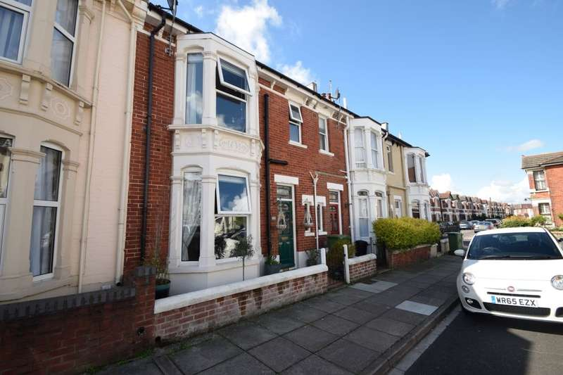 3 Bedrooms Terraced House for sale in Aston Road, Southsea, PO4