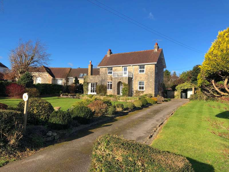 3 Bedrooms Detached House for sale in CORFE CASTLE