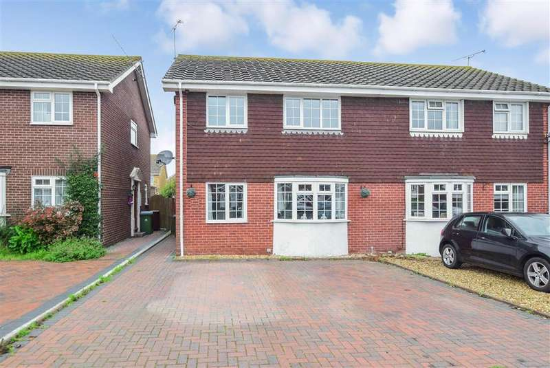 4 Bedrooms Semi Detached House for sale in The Hooe, , Littlehampton, West Sussex