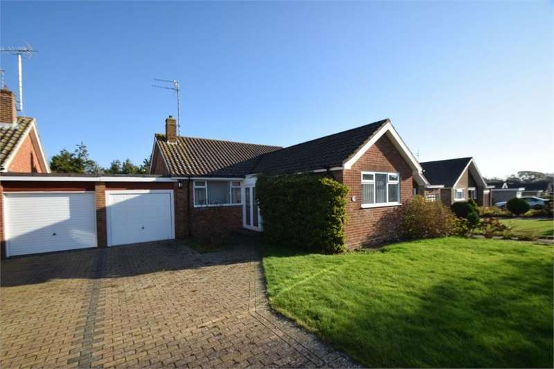 2 Bedrooms Detached Bungalow for sale in Stanmer Drive, West Hampden Park, East Sussex