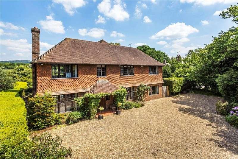 5 Bedrooms Detached House for sale in Bookhurst Road, Cranleigh, Surrey, GU6