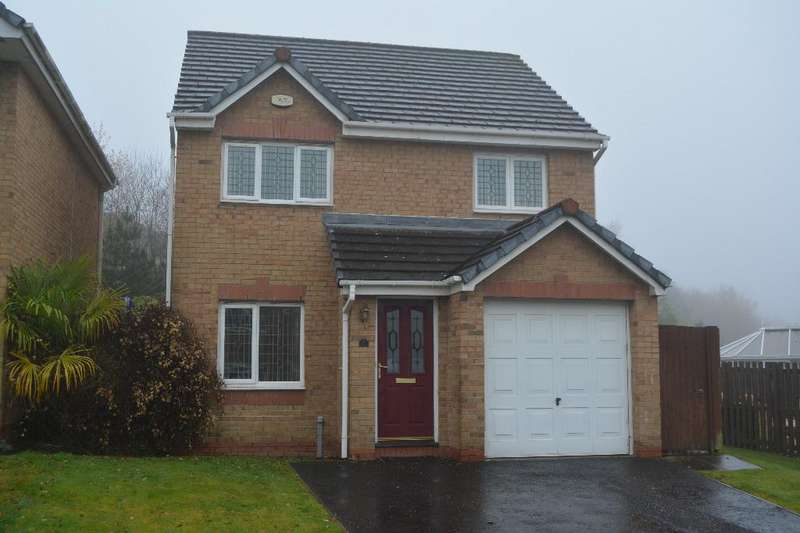3 Bedrooms Detached House for sale in Craigs Way, Rumford, Falkirk, FK2 0EU