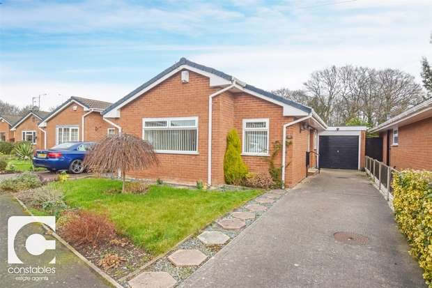 2 Bedrooms Detached Bungalow for sale in Dereham Avenue, Upton, Wirral, Merseyside