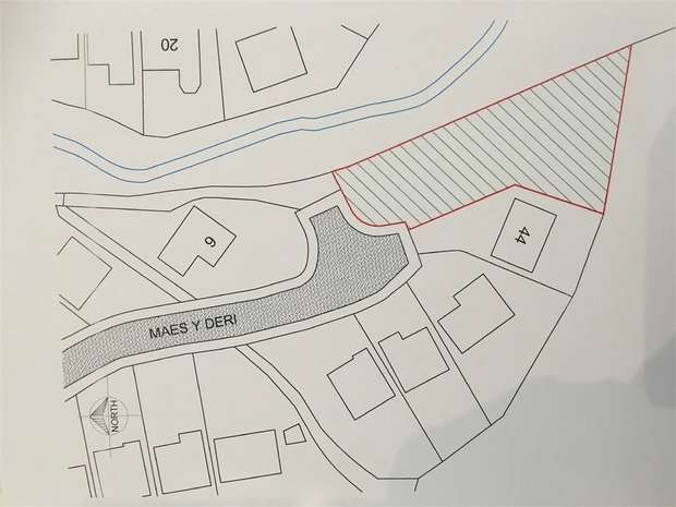 Land Commercial for sale in Maes-Y-Deri, Gowerton, Swansea, West Glamorgan