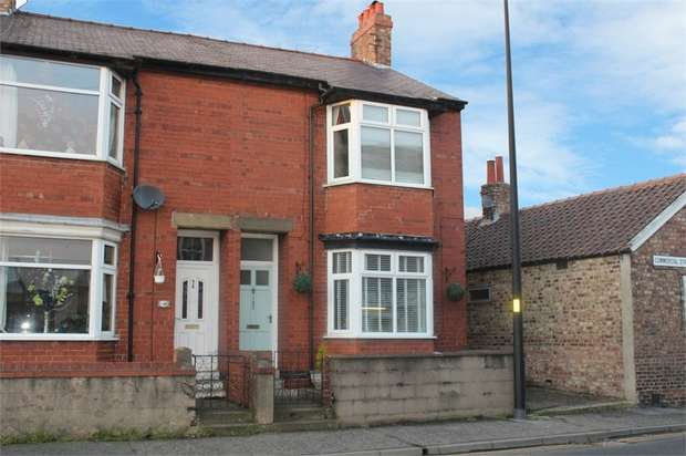 3 Bedrooms End Of Terrace House for sale in Commercial Street, Norton, Malton, North Yorkshire