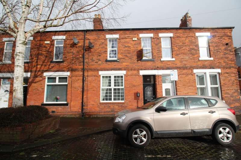3 Bedrooms Property for sale in Edward Street, Carlisle, CA1