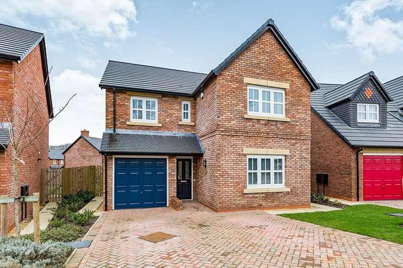 4 Bedrooms Detached House for rent in Old Tarnbrick Way, Kirkham, Preston, PR4