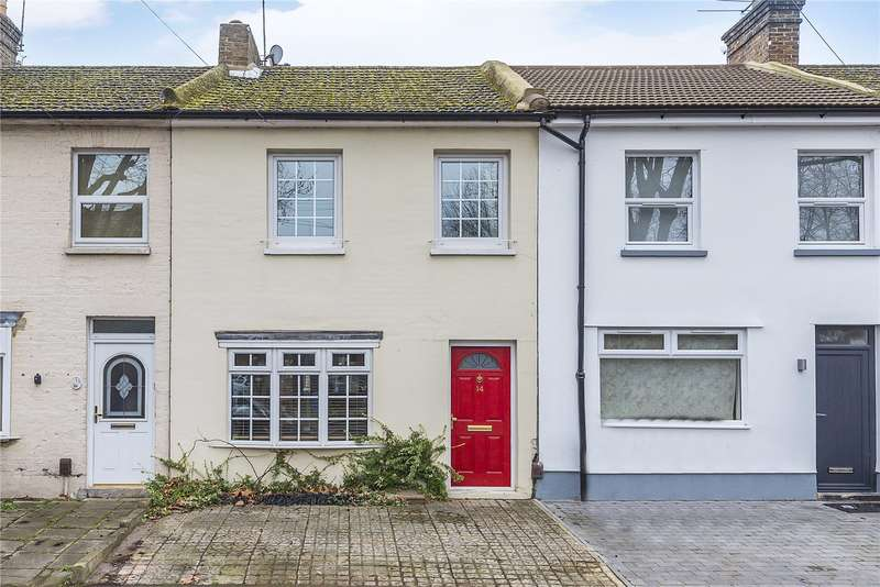3 Bedrooms Terraced House for sale in Fairfield East, Kingston upon Thames, KT1