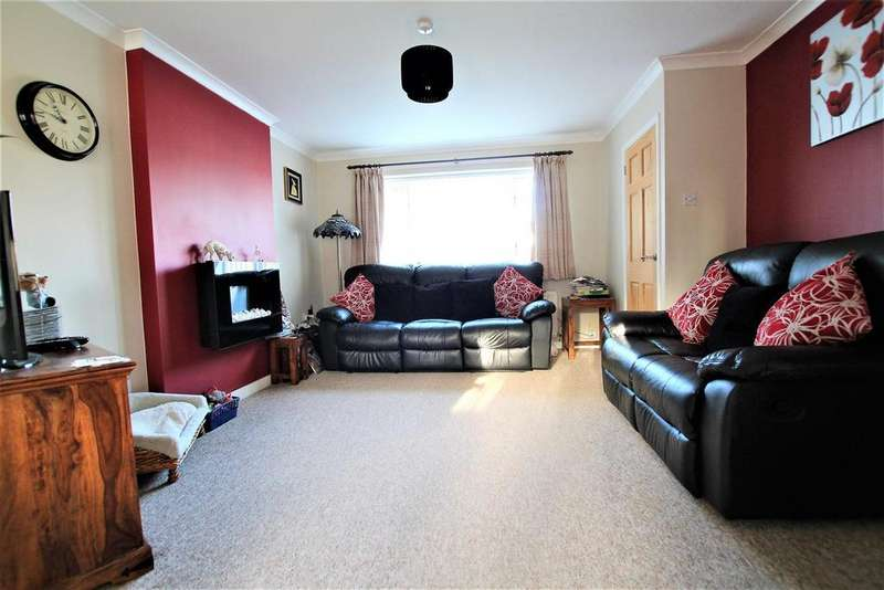 3 Bedrooms Detached House for sale in Davenport Road, Yarm