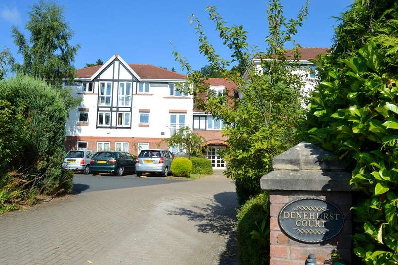 2 Bedrooms Apartment Flat for sale in 7 Denehurst Court, Shrewsbury Road, Church Stretton SY6