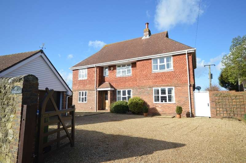 4 Bedrooms Detached House for sale in Old London Road, Coldwaltham, RH20