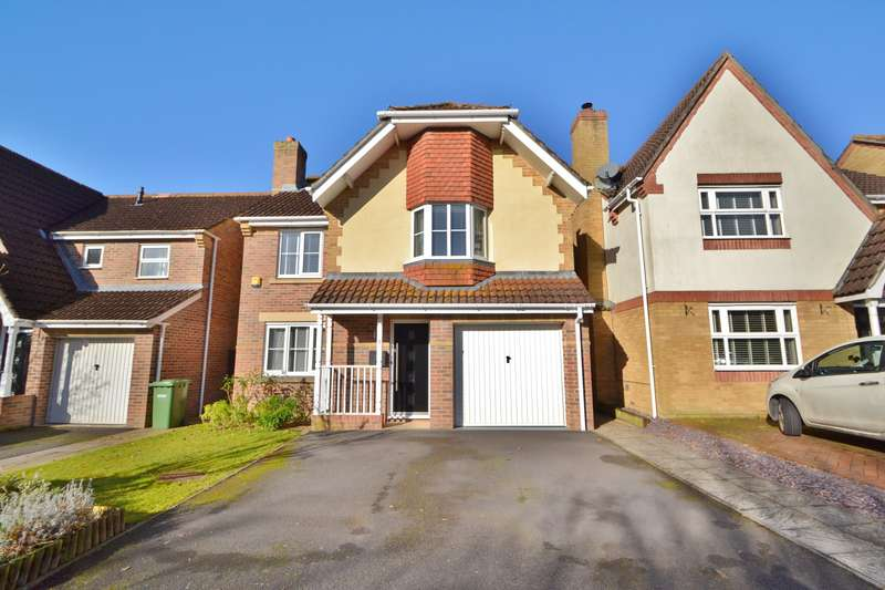 4 Bedrooms Detached House for sale in Scantabout