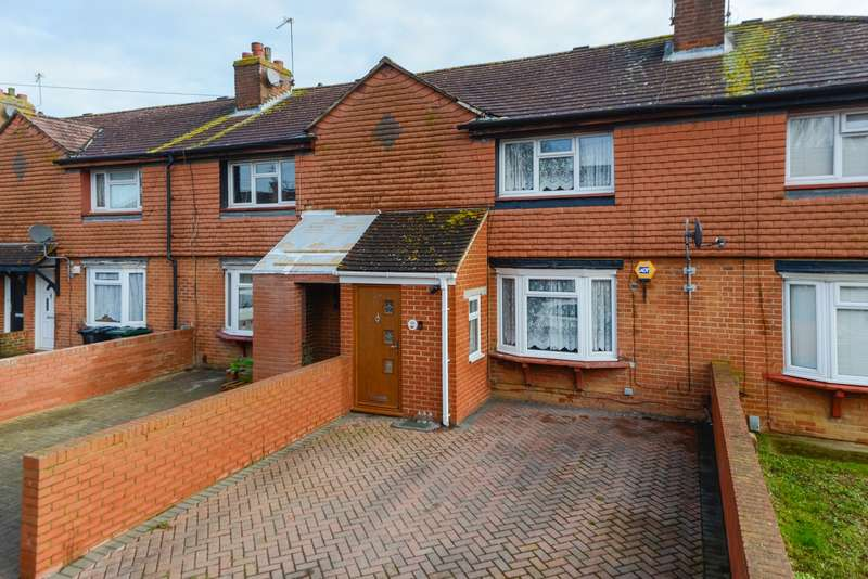 3 Bedrooms Terraced House for sale in Camp Way, Maidstone, ME15