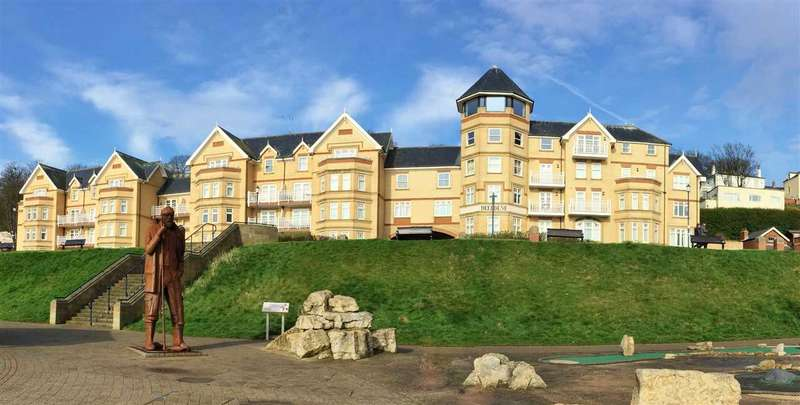 2 Bedrooms Apartment Flat for sale in Deepdene, The Beach, Filey