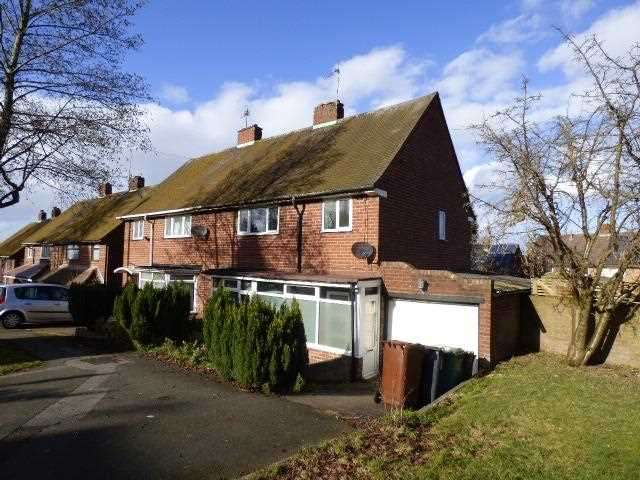 3 Bedrooms Semi Detached House for sale in Ely Place, Walsall