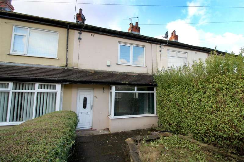 2 Bedrooms Terraced House for sale in Claremount Road, Claremount, Halifax