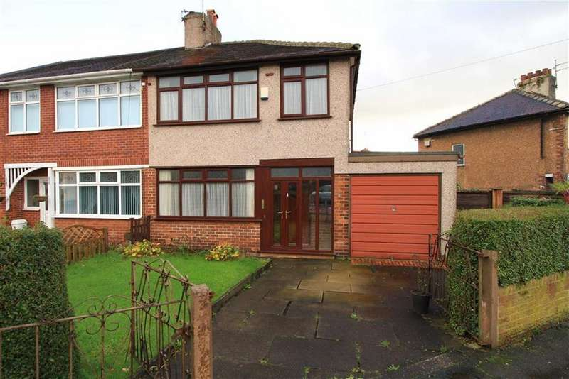 3 Bedrooms Semi Detached House for sale in 1, Eskdale Avenue, Marland, Rochdale, OL11