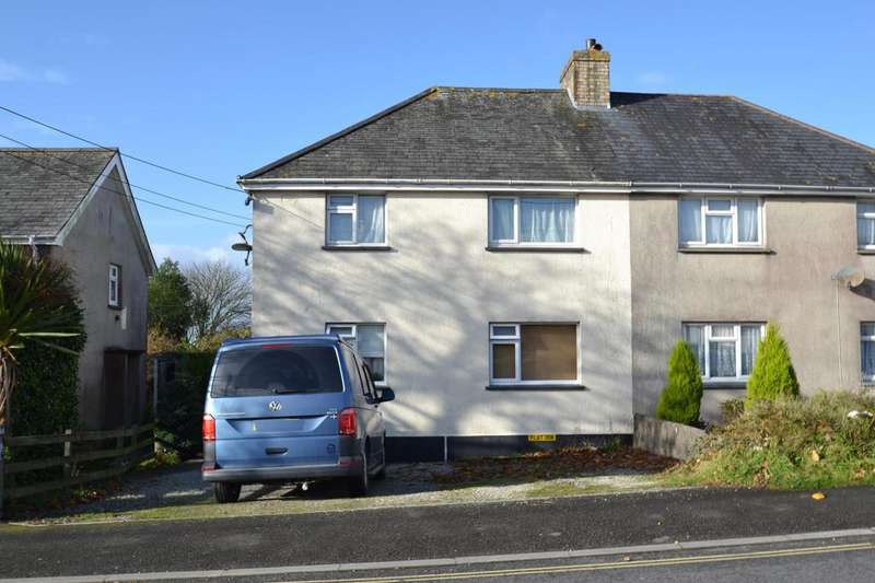 2 Bedrooms Apartment Flat for sale in St. Marys Road, Bodmin