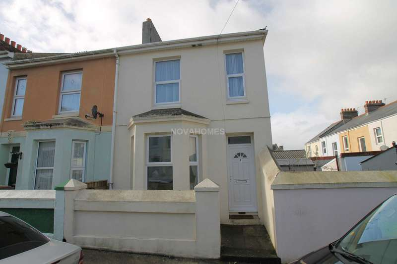 2 Bedrooms End Of Terrace House for sale in Beech Avenue, Cattedown, Plymouth, PL4 0QQ