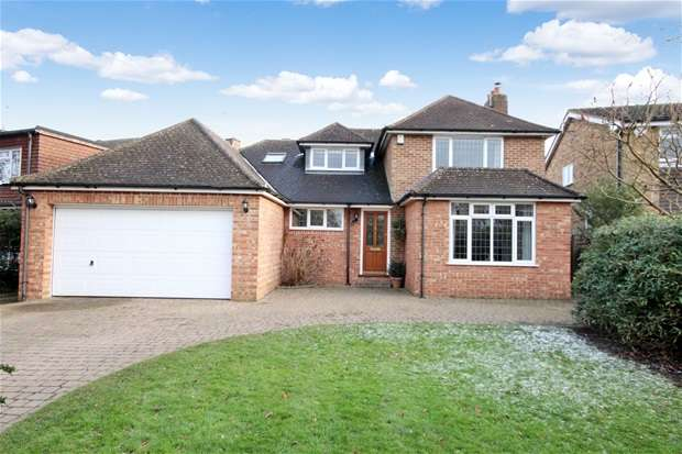 4 Bedrooms House for sale in Roundwood Lane, Harpenden
