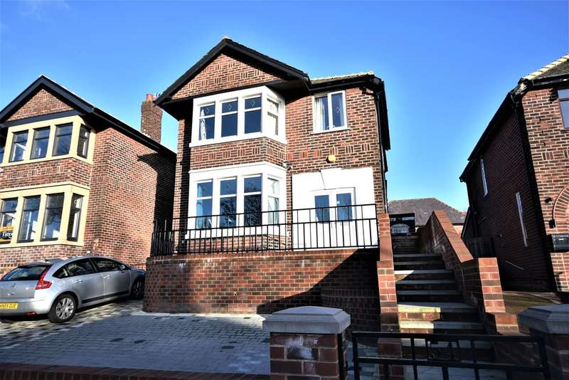 4 Bedrooms Detached House for sale in South Park Drive, Blackpool