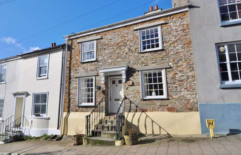3 Bedrooms Terraced House for sale in Brownston Street, Modbury, South Devon
