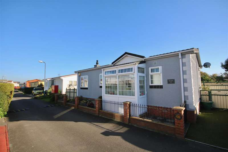 1 Bedroom Park Home Mobile Home for sale in Henderson Park, Southsea