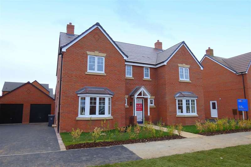 5 Bedrooms Detached House for sale in Ettington Park, Wellesbourne
