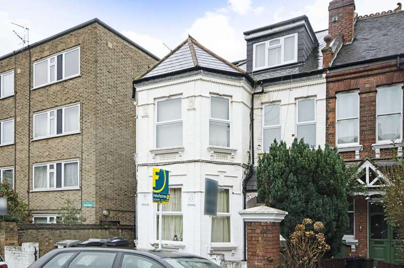5 Bedrooms Flat for sale in Rondu Road, West Hampstead, NW2