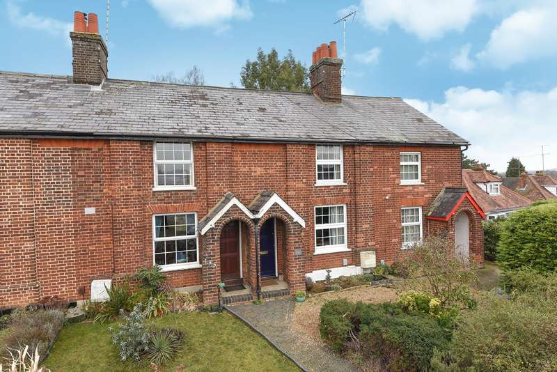 2 Bedrooms Terraced House for sale in Stevenage Road, Hitchin, SG4