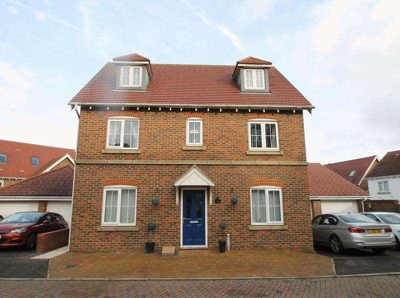 6 Bedrooms Detached House for sale in Hawkinge, Folkestone