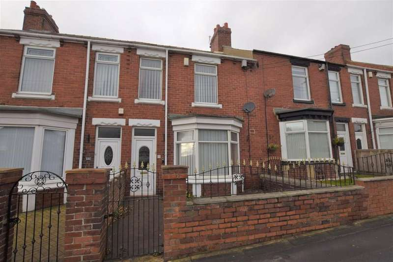 2 Bedrooms Terraced House for sale in Tyne Road, Stanley, Co. Durham