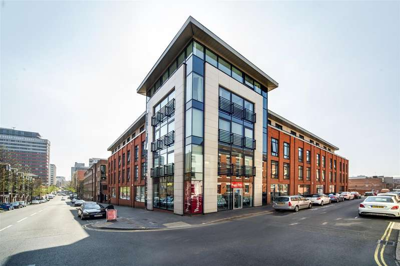 Studio Flat for sale in JQ One, George Street, Birmingham