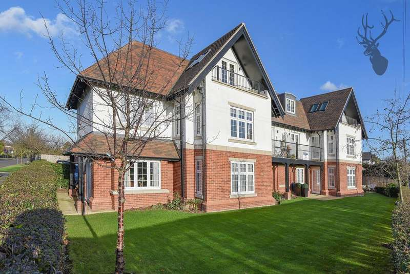 1 Bedroom Flat for sale in Orchard Drive, Theydon Bois, CM16