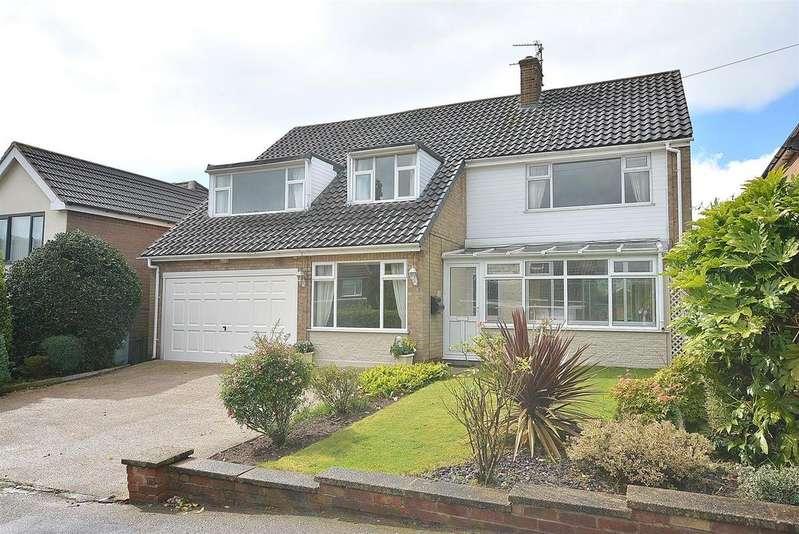 5 Bedrooms Detached House for sale in Birkland Drive, Edwinstowe