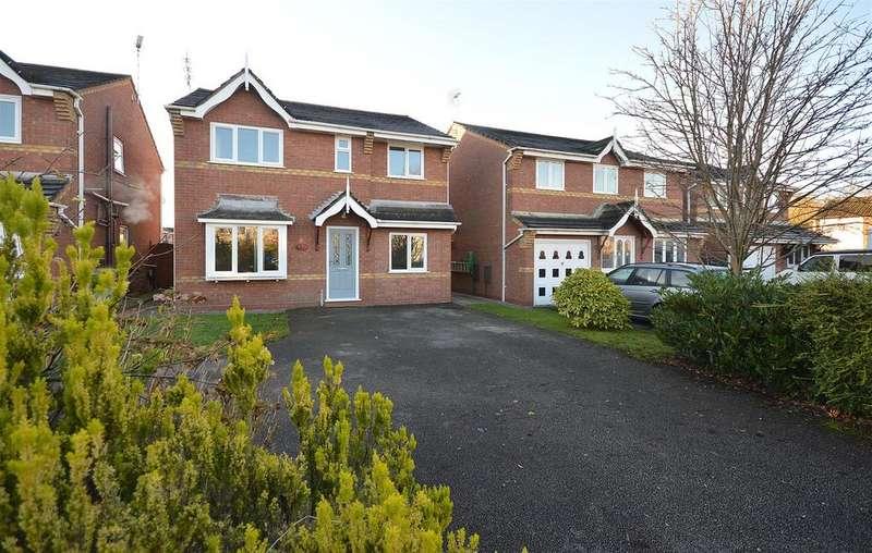 4 Bedrooms Detached House for sale in Elton Road, Ettiley Heath, Sandbach