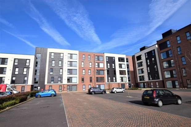 2 Bedrooms Apartment Flat for sale in Monticello Way, Bannerbrook Park, Coventry, CV4
