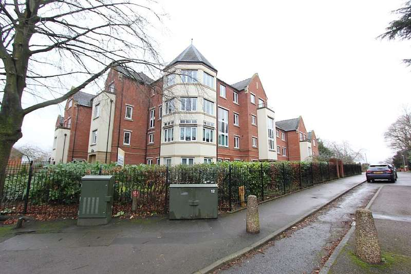 1 Bedroom Retirement Property for sale in Lalgates Court, 119 Harlestone Road, Northampton, Northamptonshire, NN5 7AF