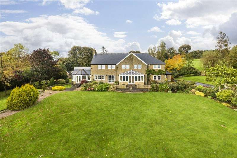 5 Bedrooms Detached House for sale in Old Lane, Hawksworth, Leeds