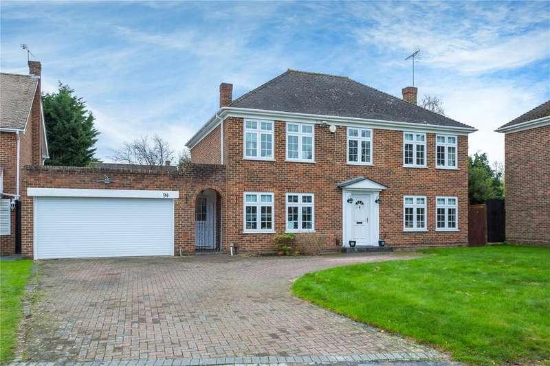 4 Bedrooms Detached House for sale in The Fairway, Burnham, Berkshire