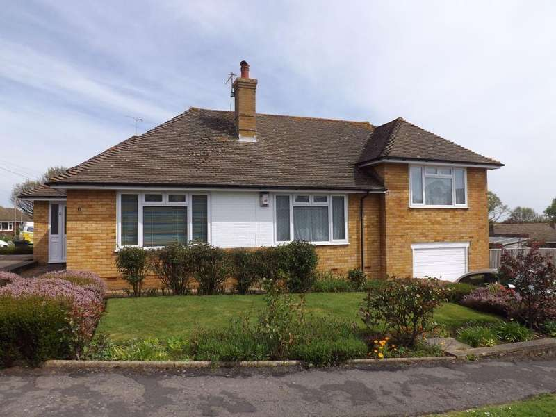 2 Bedrooms Detached Bungalow for rent in Blackfields Avenue, BEXHILL-ON-SEA, East Sussex