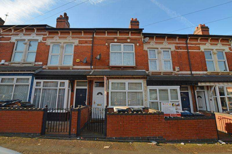 3 Bedrooms Terraced House for sale in Brixham Road, Edgbaston