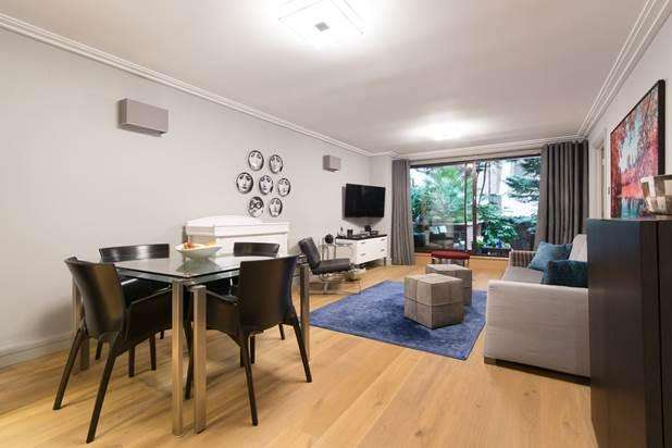 1 Bedroom Flat for sale in Hereford Road, London, W2