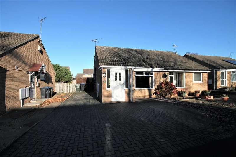 2 Bedrooms Semi Detached Bungalow for rent in Malltraeth Sands, Middlesbrough