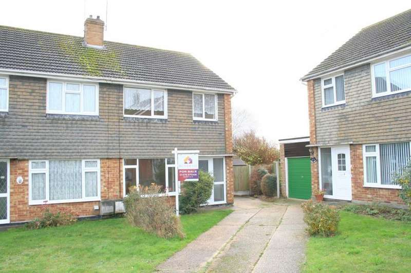 3 Bedrooms Semi Detached House for sale in Anchor Road, Tiptree