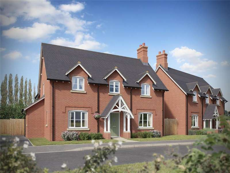 5 Bedrooms Detached House for sale in Audley, The Old Stour, Alderminster, Stratford-Upon-Avon, Warwickshire, CV37