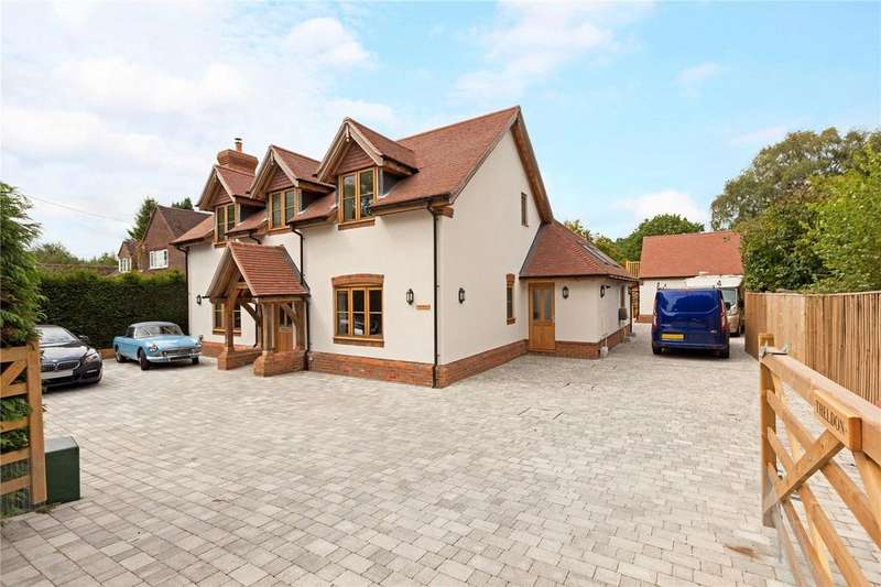 4 Bedrooms Detached House for sale in Goffs Hill, Crays Pond, Reading, RG8